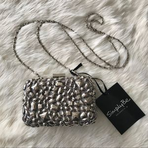 Jeweled Minaudière